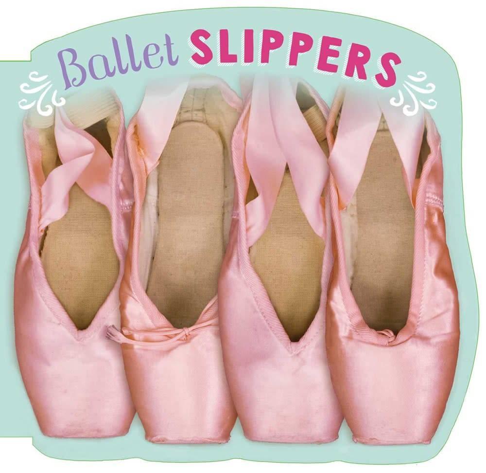 Little Simon Ballet Slippers