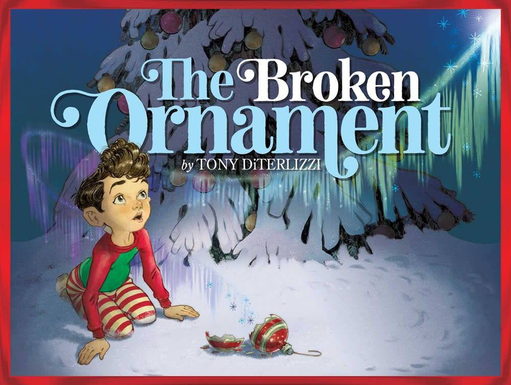 Simon & Schuster Books for Young Readers The Broken Ornament