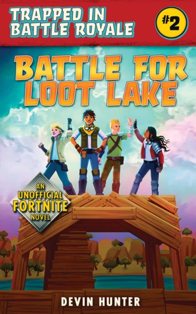 Sky Pony Press Battle for Loot Lake