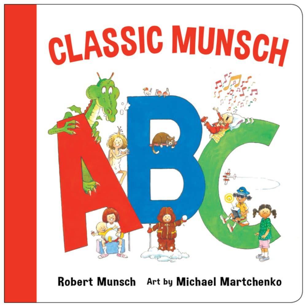 Annick Press A Classic Munsch ABC