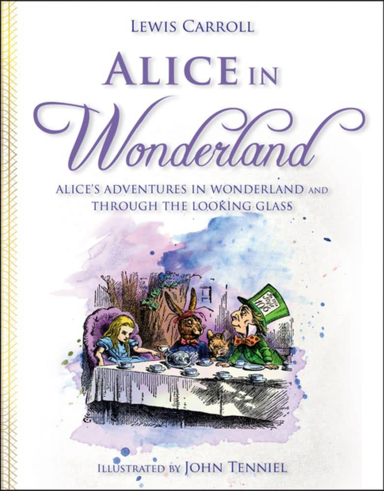 Racehorse for Young Readers Alice in Wonderland (Adventures in Wonderland & Through the Looking Glass)