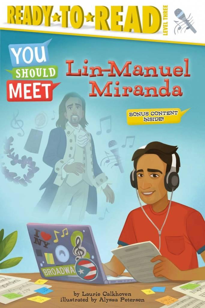 Simon Spotlight Lin-Manuel Miranda