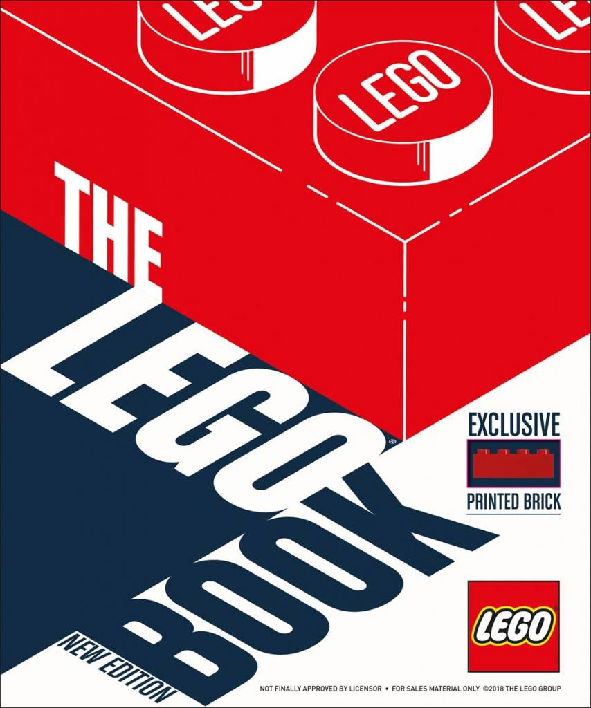 DK The LEGO Book, New Edition