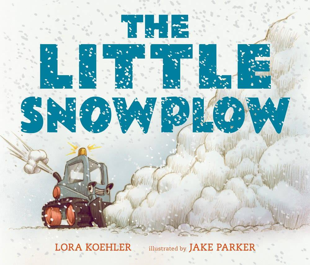 Candlewick The Little Snowplow