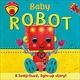 DK Children Baby Robot