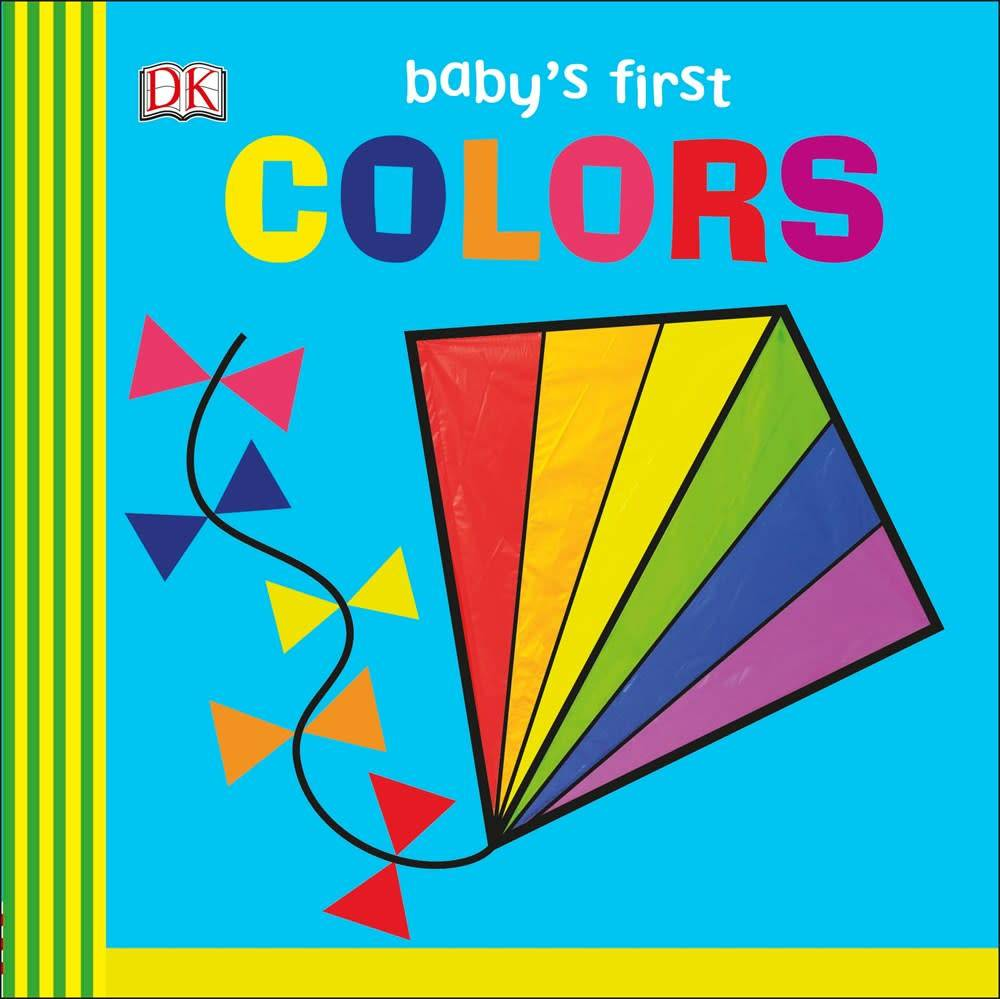DK Children Baby's First Colors