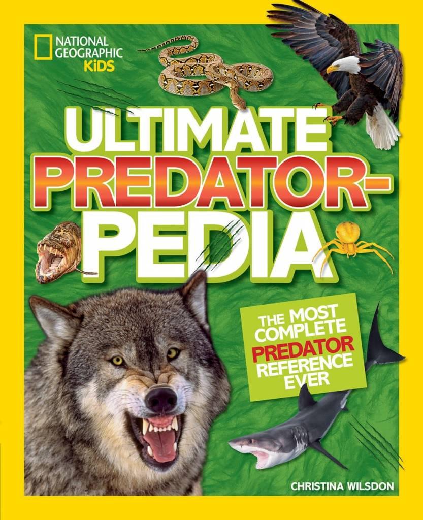 National Geographic Children's Books Nat'l Geo Ultimate Predator-Pedia