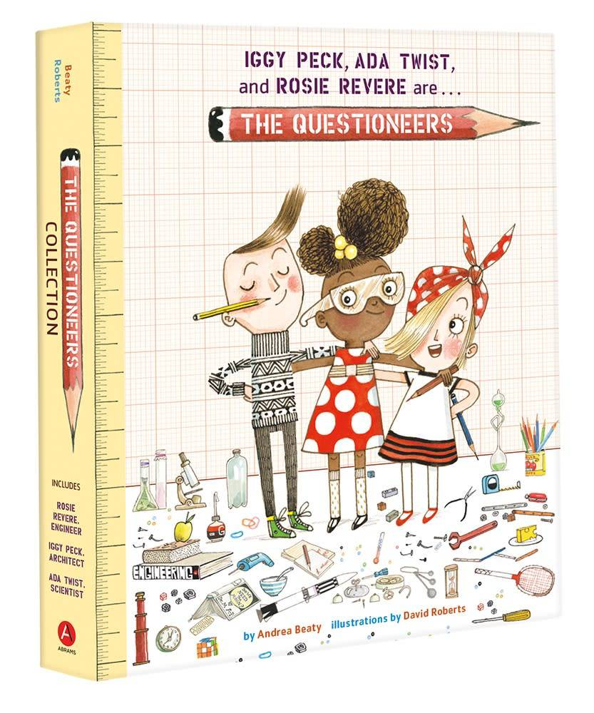 Abrams Books for Young Readers The Questioneers Collection