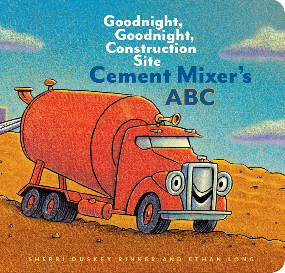 Chronicle Books Cement Mixer's ABC