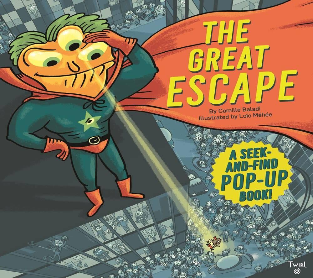 Twirl The Great Escape