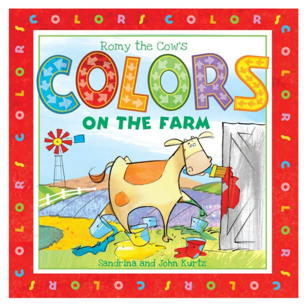 Racehorse for Young Readers Romy the Cow's Colors on the Farm
