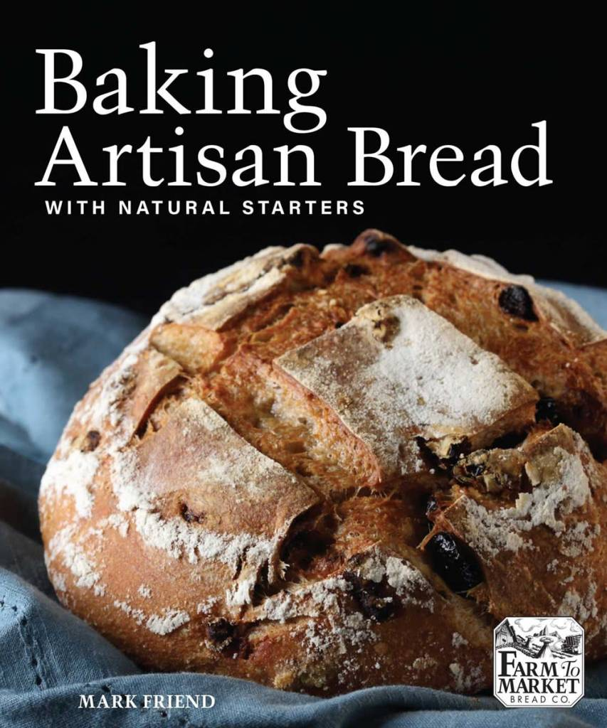 Andrews McMeel Publishing Baking Artisan Bread with Natural Starters