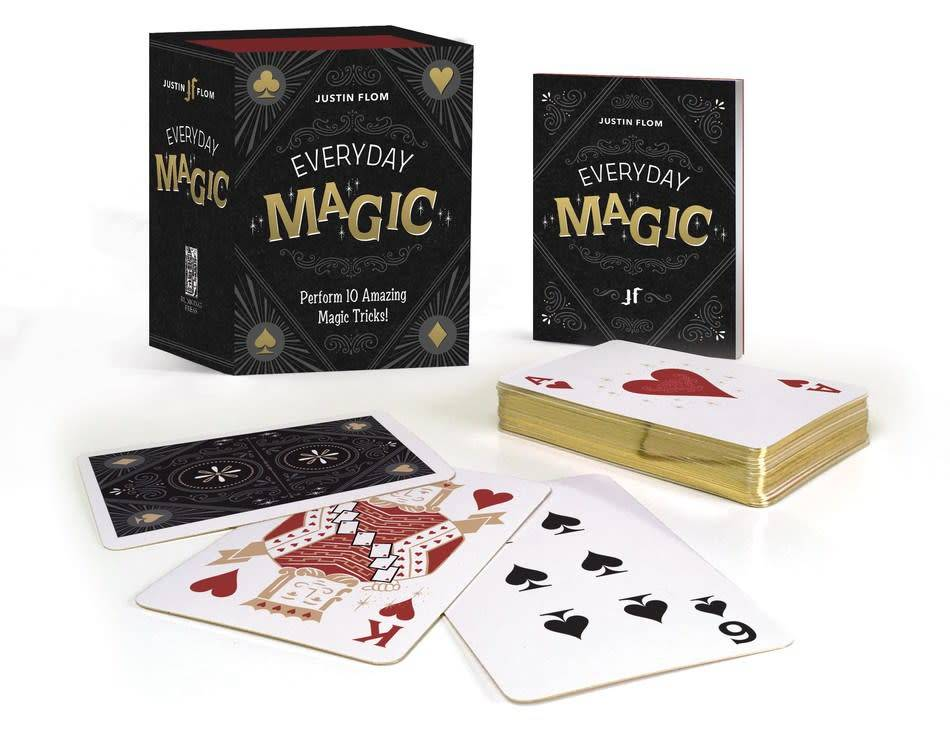 Running Press Miniature Editions Everyday Magic