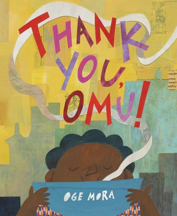 Little, Brown Books for Young Readers Thank You, Omu!