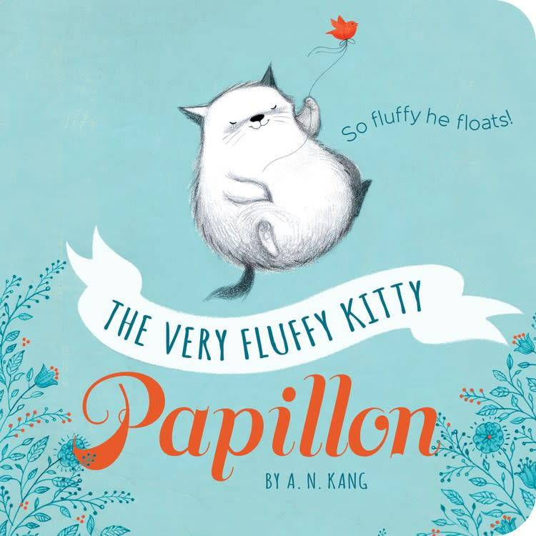 Disney-Hyperion The Very Fluffy Kitty, Papillon