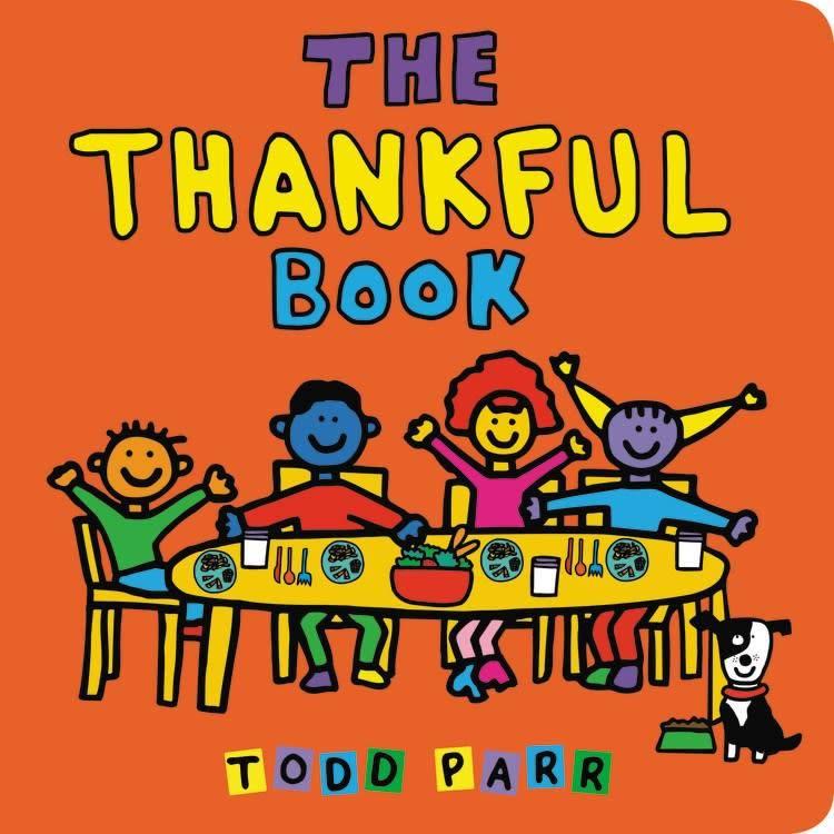 LB Kids The Thankful Book