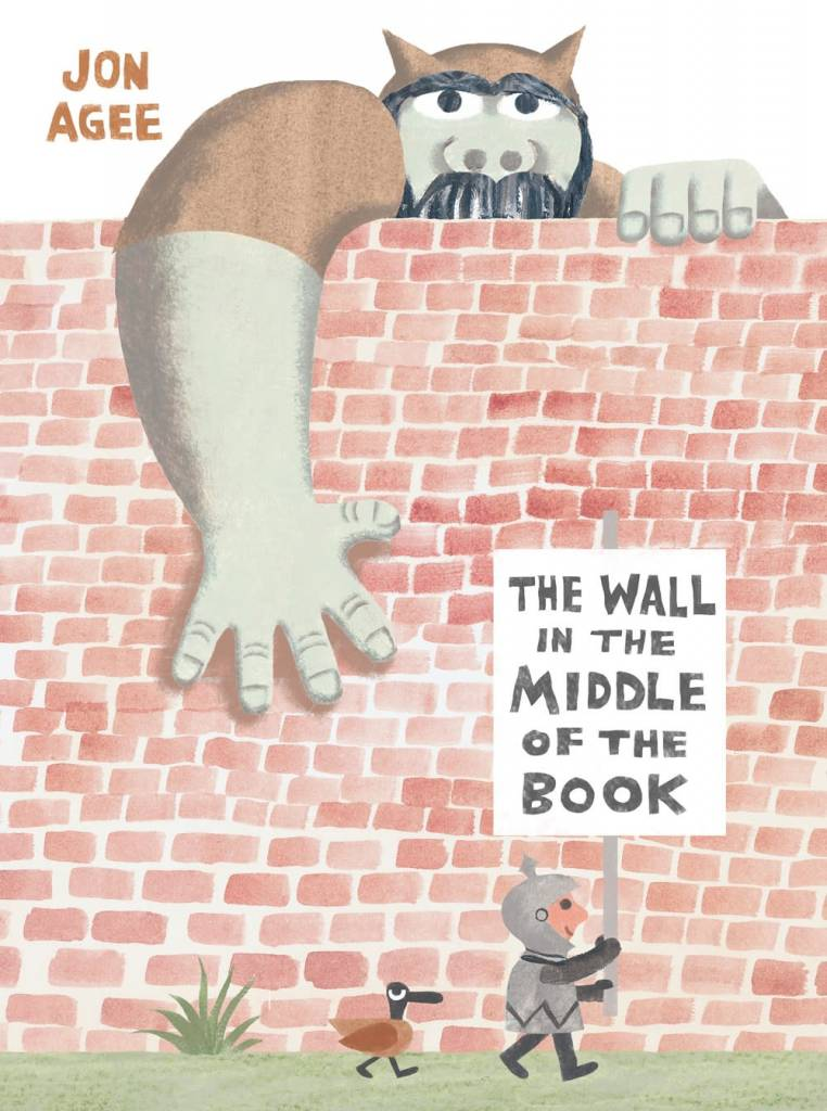 Dial Books The Wall in the Middle of the Book