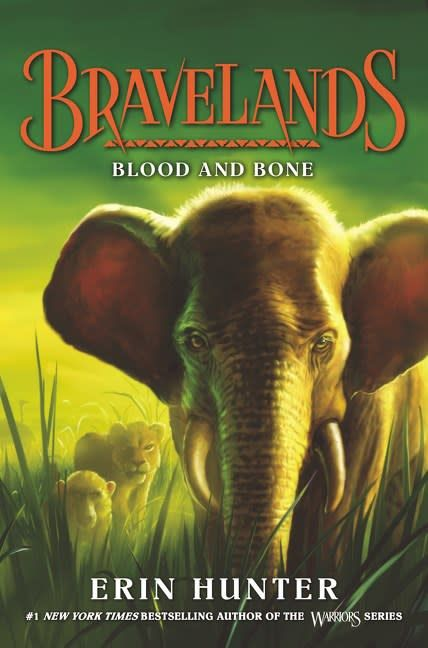 HarperCollins Bravelands 03 Blood and Bone