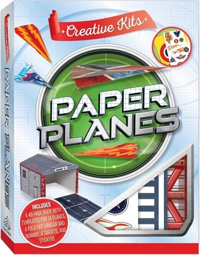 Silver Dolphin Books Creative Kits: Paper Planes