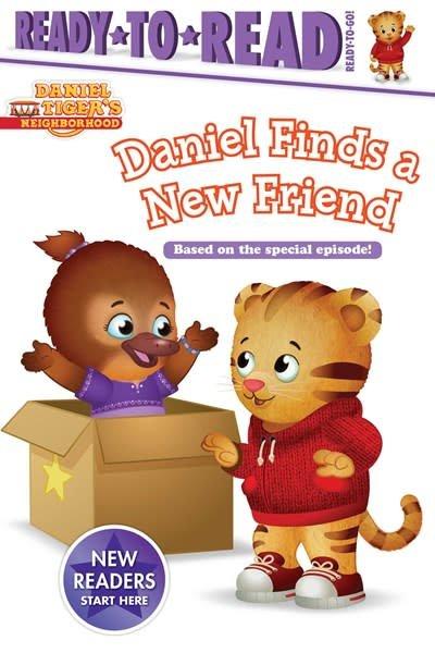 Simon Spotlight Daniel Finds a New Friend
