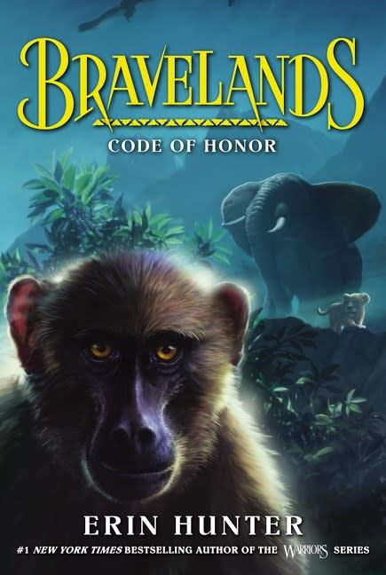 HarperCollins Bravelands 02 Code of Honor