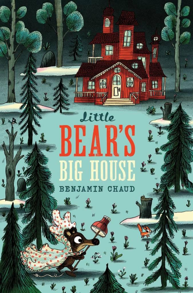 Chronicle Books Little Bear's Big House