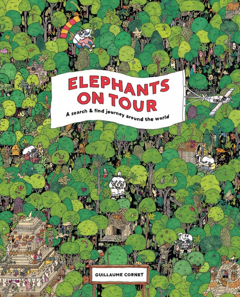 Laurence King Publishing Elephants on Tour