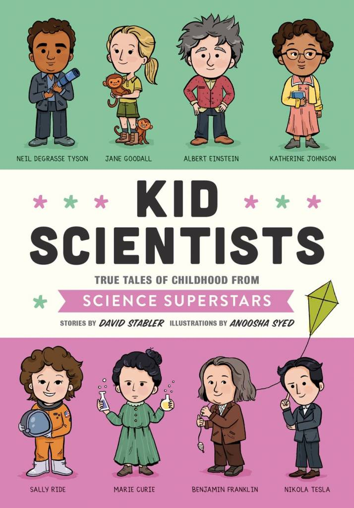 Quirk Books Kid Scientists