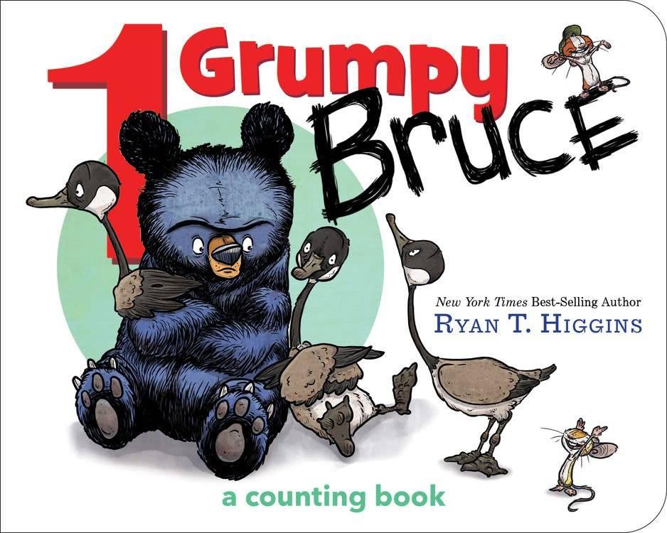 Disney-Hyperion Mother Bruce: 1 Grumpy Bruce