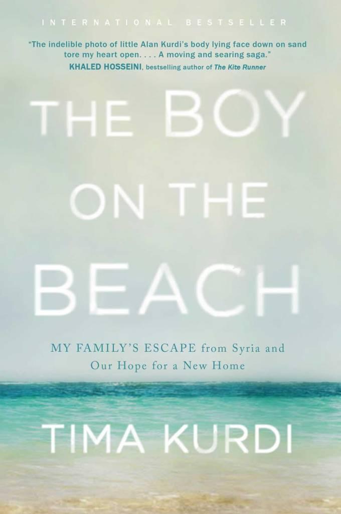 Simon & Schuster The Boy on the Beach