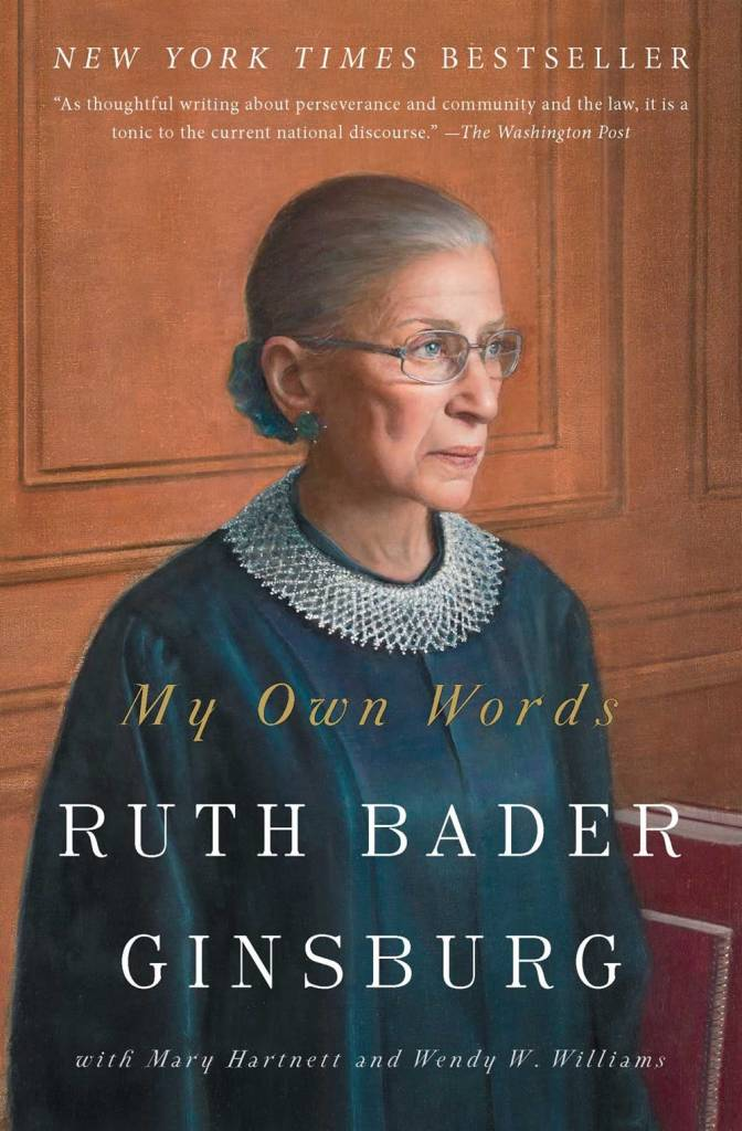 Simon & Schuster My Own Words [Ruth Bader Ginsburg]