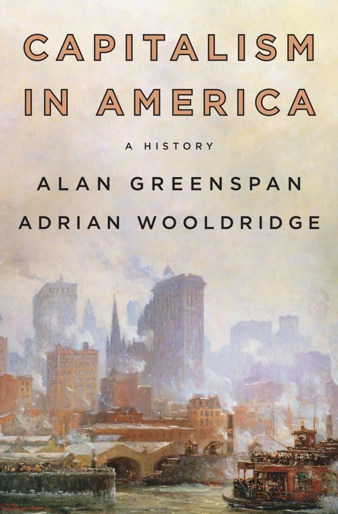 Penguin Press Capitalism in America