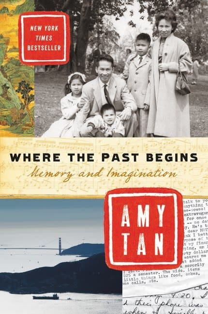 Ecco Where the Past Begins: Memory and Imagination [Amy Tan]