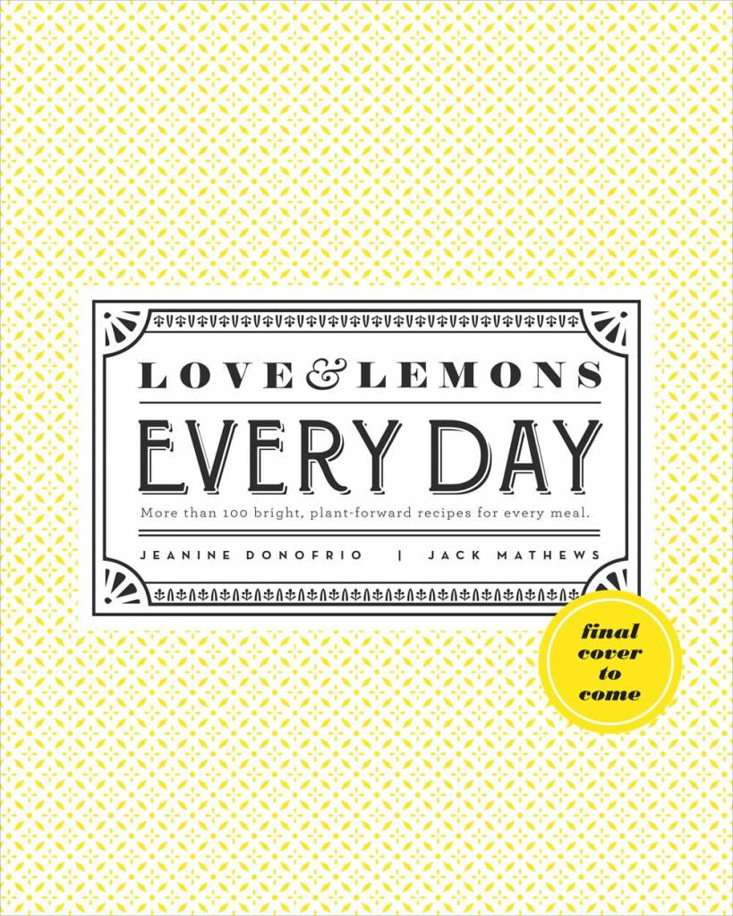 Avery Love and Lemons Every Day