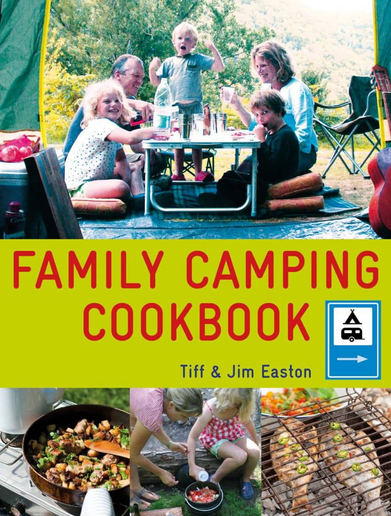 Watkins Publishing The Family Camping Cookbook