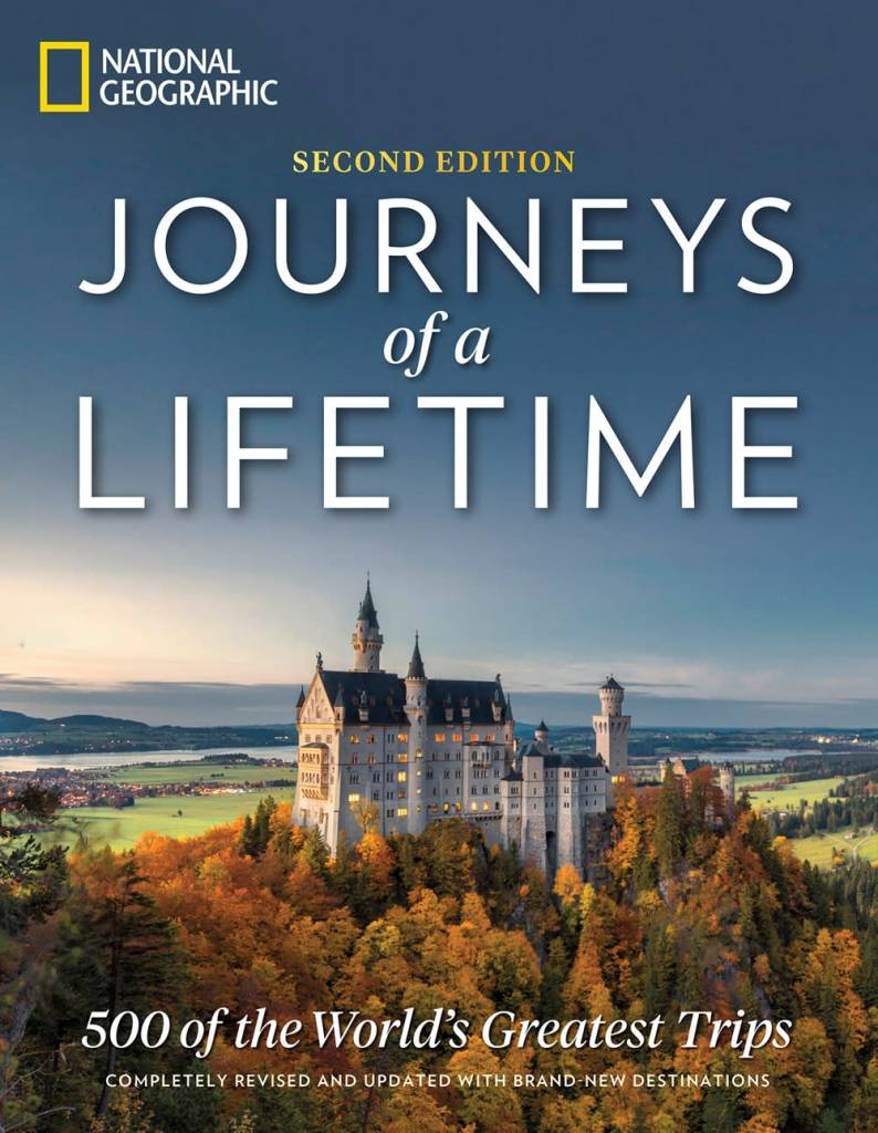 National Geographic Journeys of a Lifetime, Second Edition