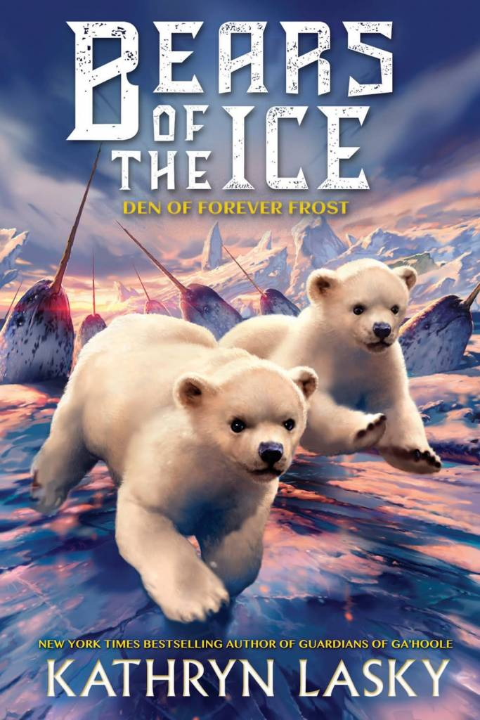 Scholastic Press The Den of Forever Frost (Bears of the Ice #2)