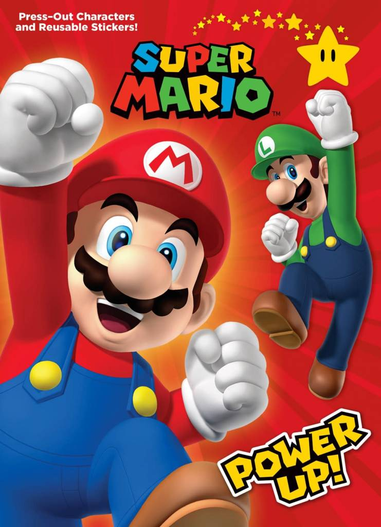 Random House Books for Young Readers Super Mario: Power Up!