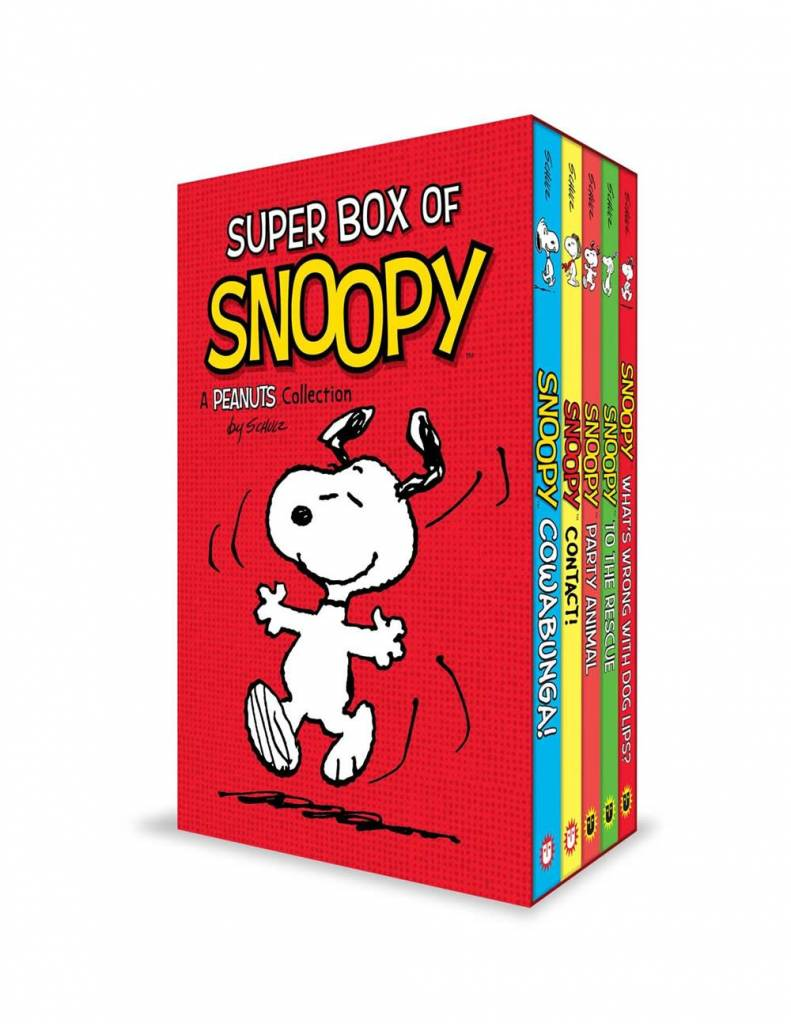 Andrews McMeel Publishing Super Box of Snoopy