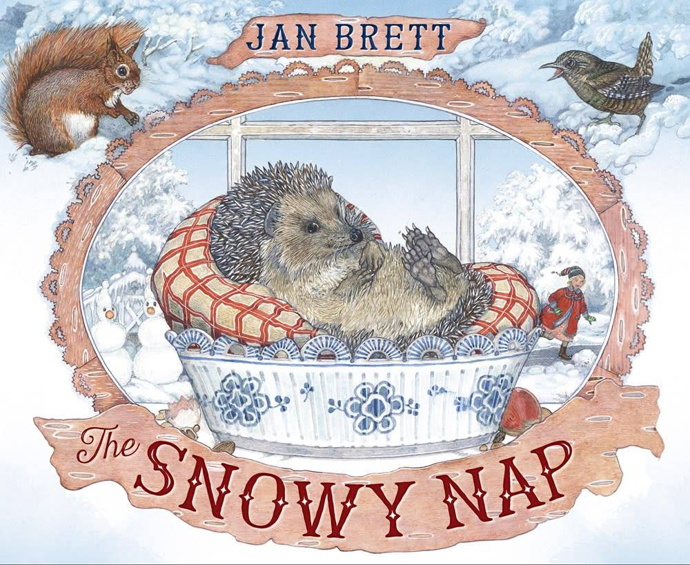 G.P. Putnam's Sons Books for Young Readers The Snowy Nap