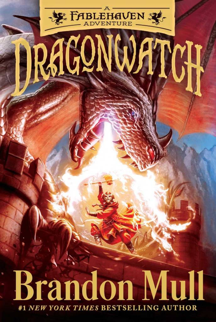 Aladdin Dragonwatch 01 (Fablehaven)