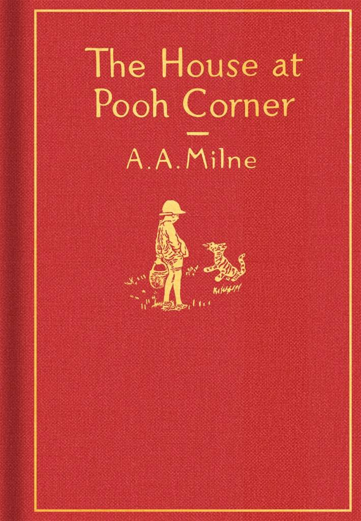 Dutton Books for Young Readers Winnie the Pooh: The House at Pooh Corner