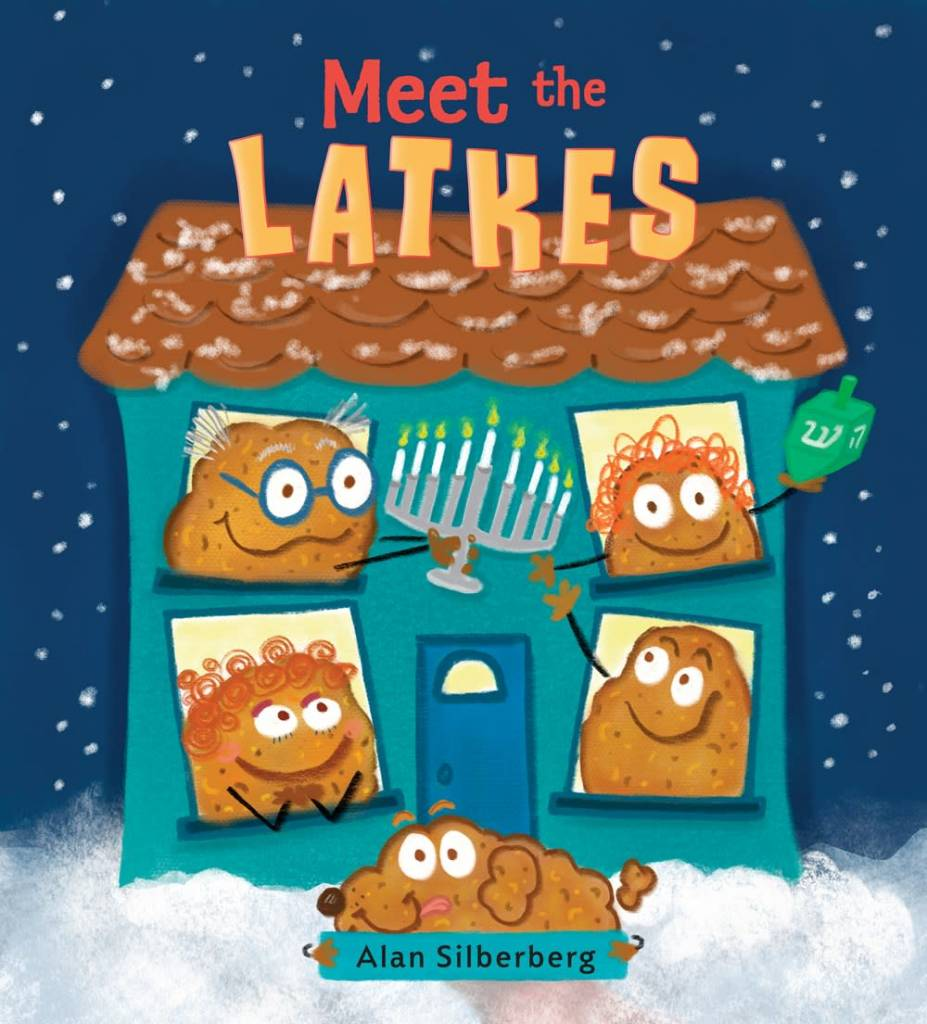Viking Books for Young Readers Meet the Latkes