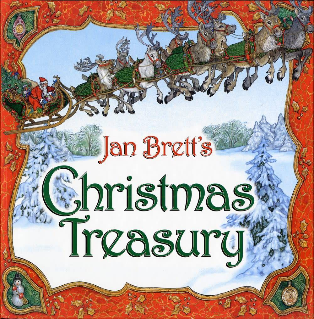 G.P. Putnam's Sons Books for Young Readers Jan Brett's Christmas Treasury