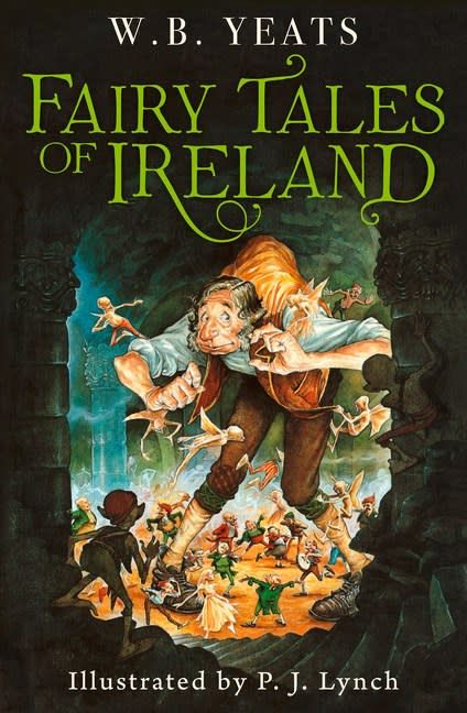 HarperCollinsChildren'sBooks Fairy Tales of Ireland