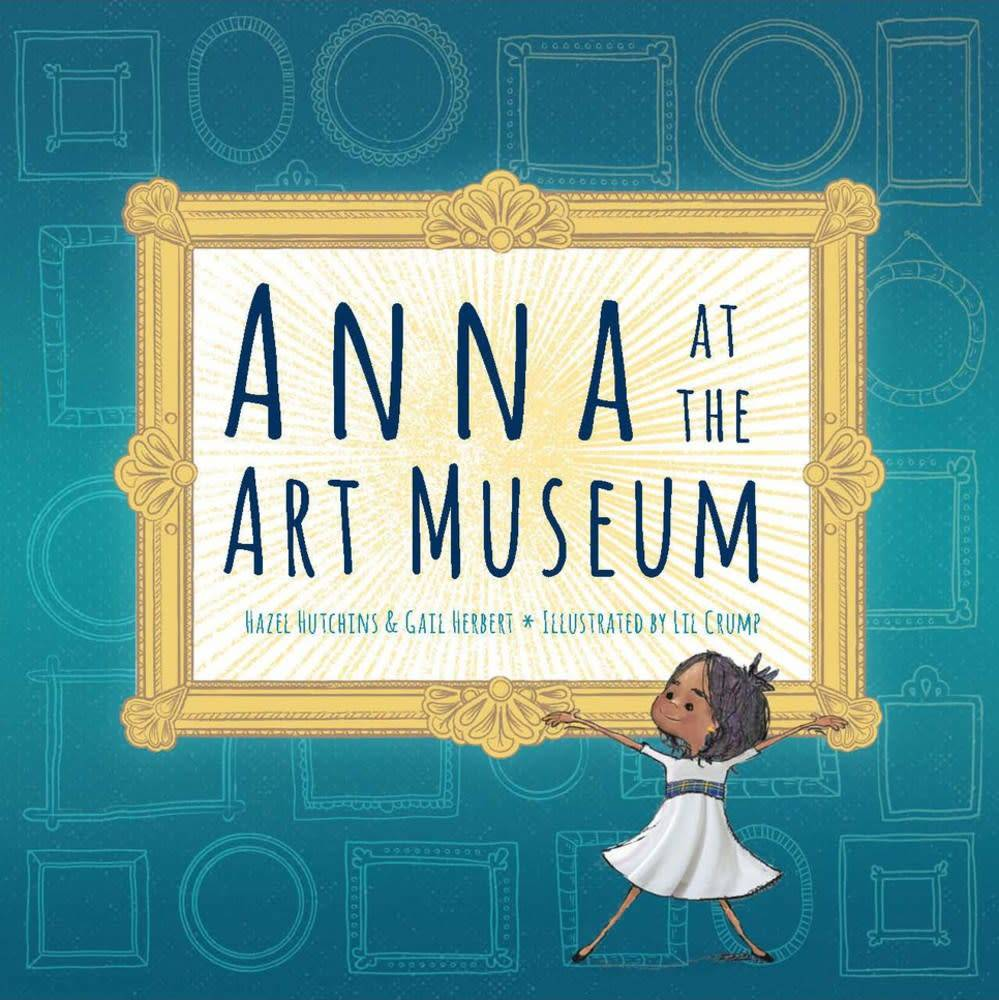 Annick Press Anna at the Art Museum