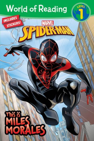 Marvel Press World of Reading: This is Miles Morales