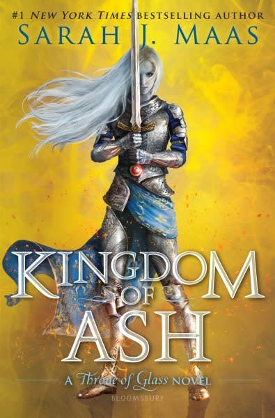 Bloomsbury YA Throne of Glass: Kingdom of Ash