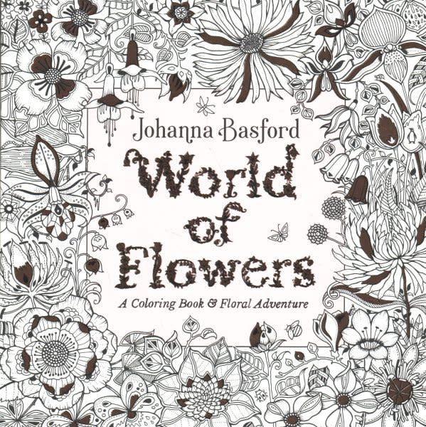 Penguin Books World of Flowers