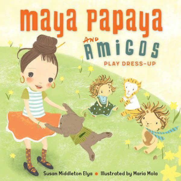 Charlesbridge Maya Papaya and Her Amigos Play Dress-Up